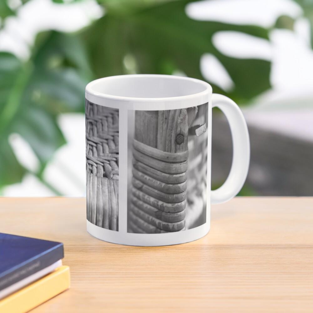 Cane Chair Mug