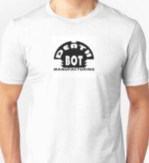 Deathbot Manufacturing Logo T-Shirt