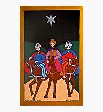 The Three Kings Photographic Print