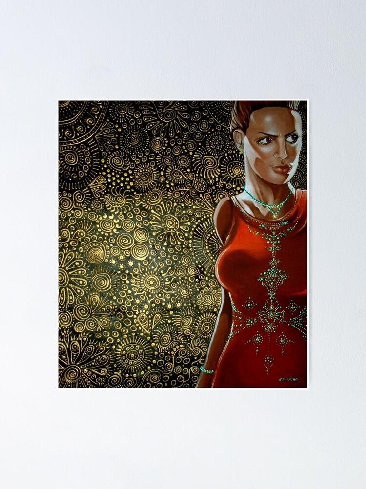 Alternate view of Elegance Poster