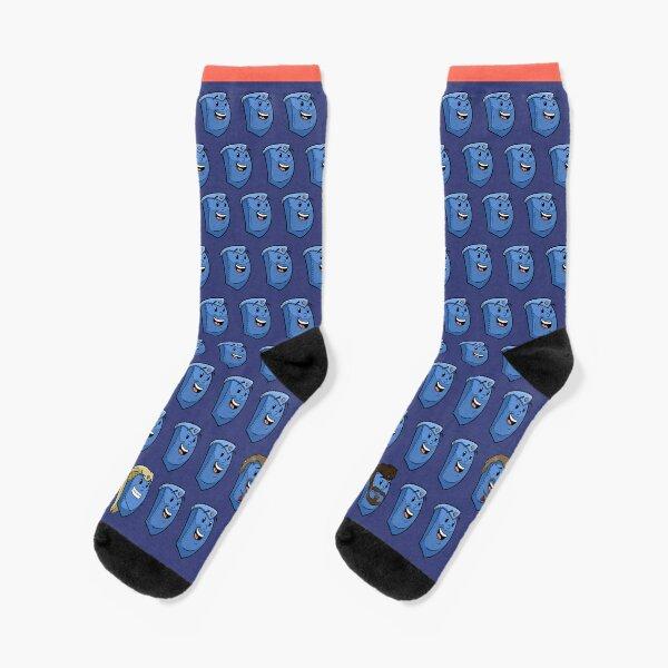 Back Pockety Socks