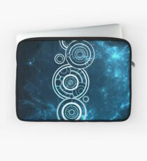 Doctor's name - space Laptop Sleeve