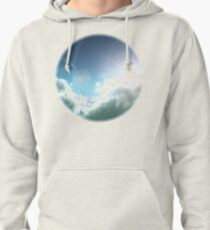Cloudy Sun Pullover Hoodie