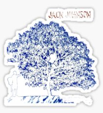 Jack Johnson Tee Sticker