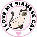 Siamese Cat Lover Gifts
