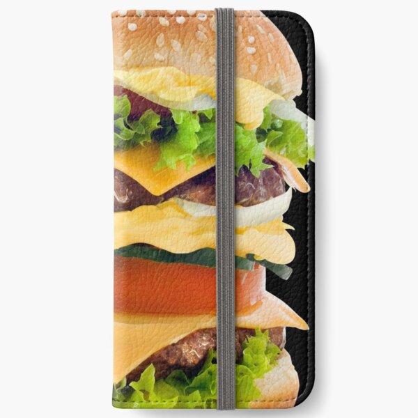 Hamburger iPhone Wallet