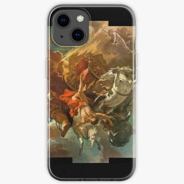 The Fall of Phaeton iPhone Soft Case
