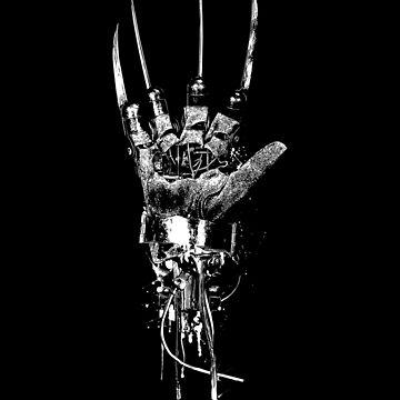 Freddy Krueger | Steampunk Claw by thirteenmedia