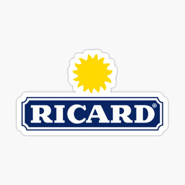 Ricard Sticker