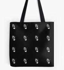 EVIL ASH TILED TOTE Tote Bag