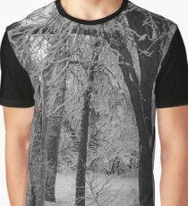 Monochrome Glade Graphic T-Shirt