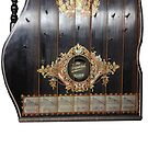 Chord Zither Bag by Samulis