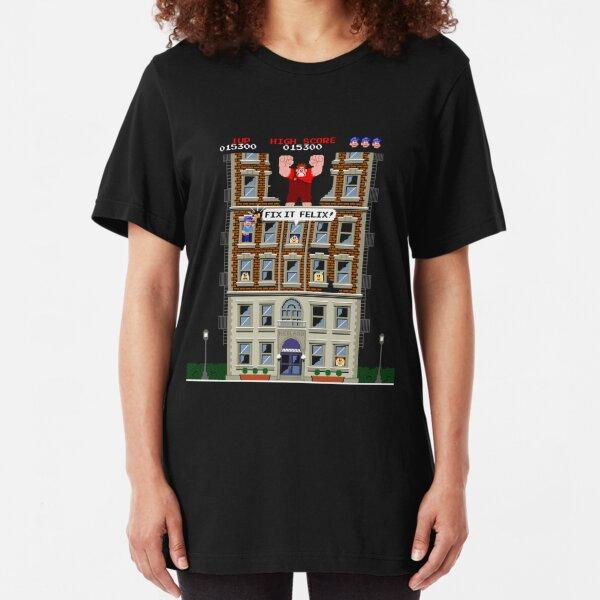 Fix-It Felix Jr. Slim Fit T-Shirt