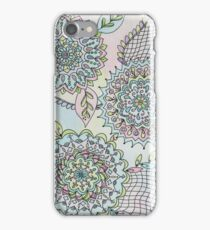 Netting Mandalas iPhone Case/Skin