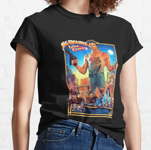 Big Trouble in Little China 1 Gift Classic T-Shirt
