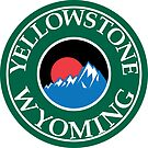 YELLOWSTONE NATIONAL PARK WYOMING MOUNTAINS EXPLORE HIKING CAMPING HIKE CAMP  by MyHandmadeSigns