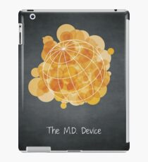 The M.D. Device iPad Case/Skin