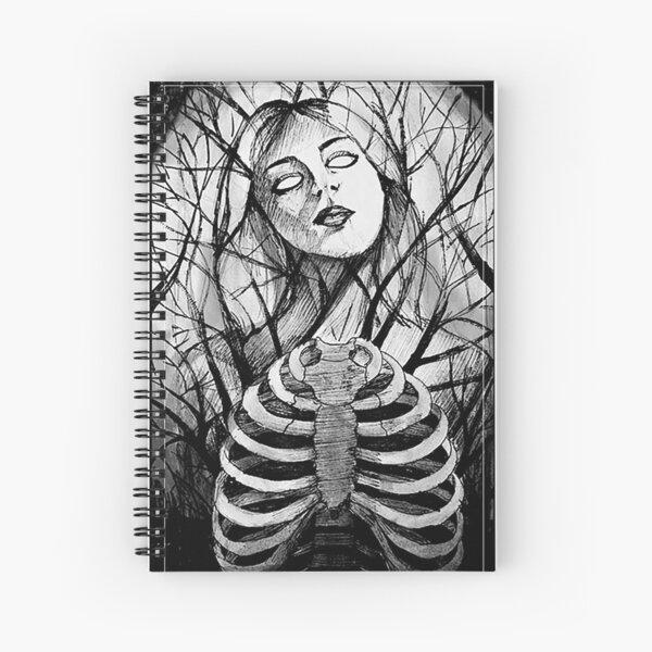 Bella in the Wych Elm Spiral Notebook