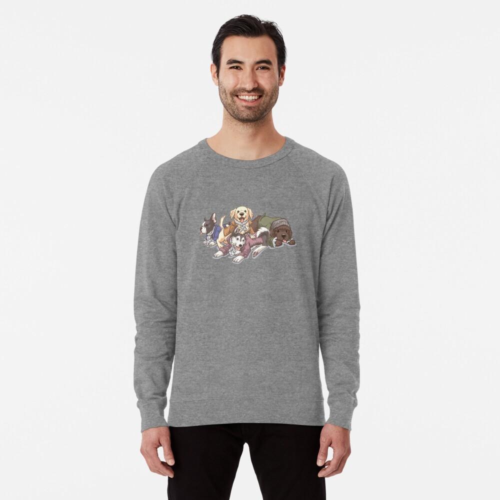 Hamilton Musical x Broadway Hunde Leichter Pullover