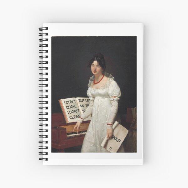 WAP Spiral Notebook