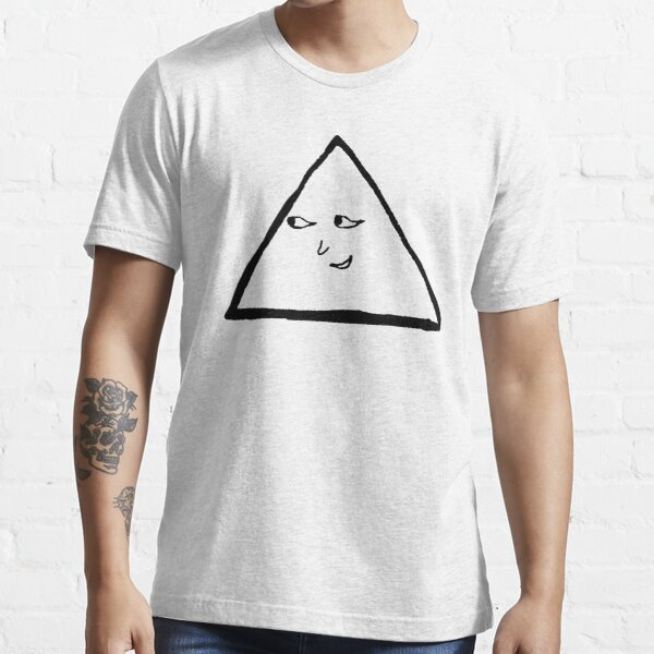 triángulo oyasumi punpun Camiseta esencial