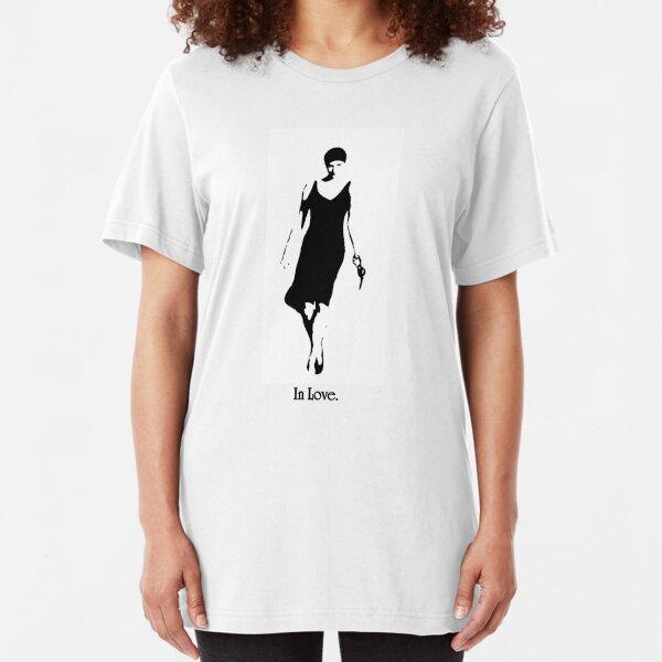 In Love Slim Fit T-Shirt