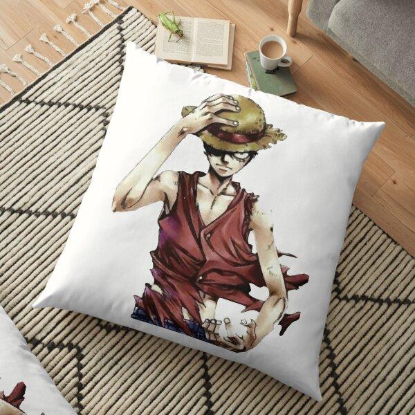 Straw Hat Luffy  One Piece Floor Pillow