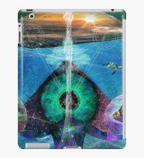 Pyramid Portals iPad Case/Skin