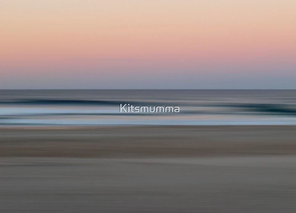 Kingscliff at Dusk by Kitsmumma