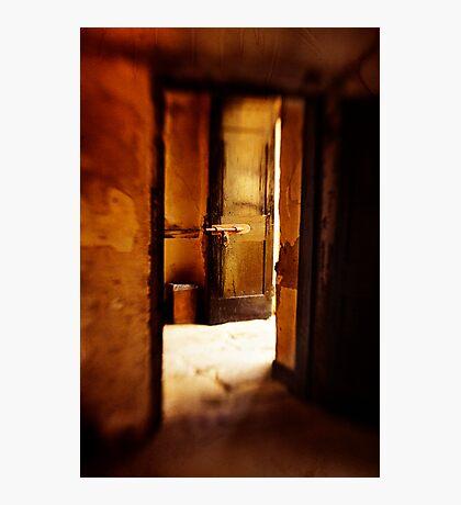 The portal Photographic Print