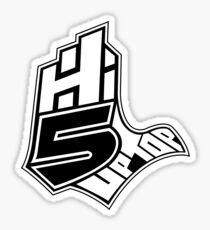 Hi-5 Up Top 2 Sticker