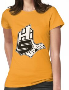 Hi-5 Up Top 2 Womens Fitted T-Shirt