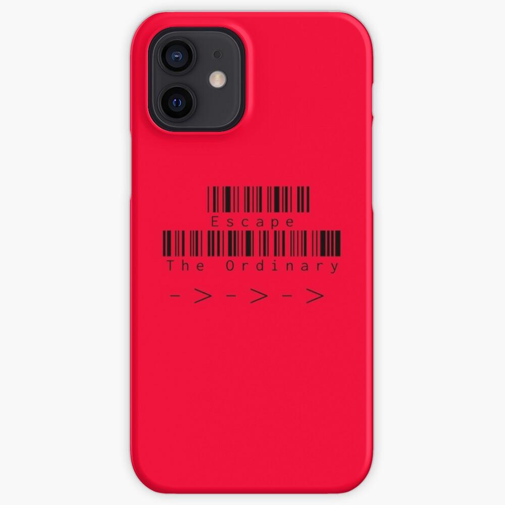 Escape The Ordinary iPhone Case & Cover