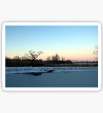 Buckhorn Pond Sticker