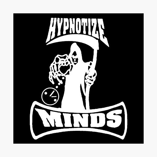 Three 6 Mafia Hypnotize Minds Photographic Print