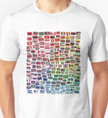 World Flags Unisex T-Shirt