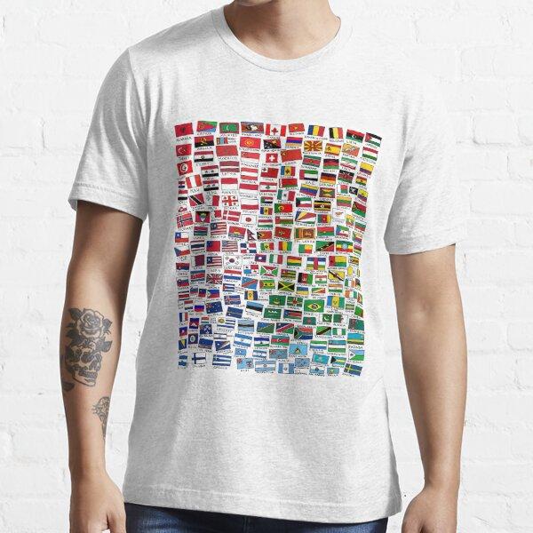 handgemalt.  Zum Spass Essential T-Shirt