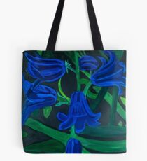 The Bell Flower  Tote Bag