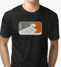 National Gamers Association (retro) Tri-blend T-Shirt
