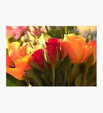 Bouquets, As Is Photographic Print
