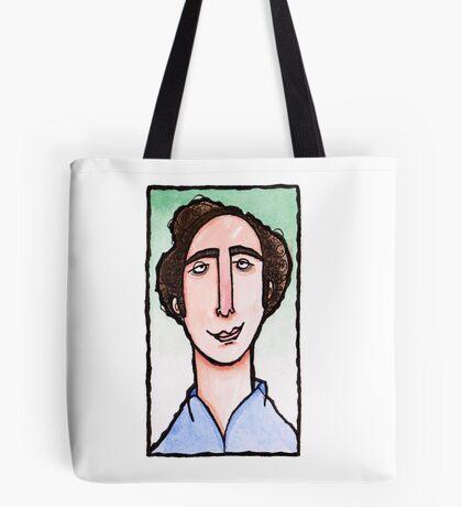 David Berkowitz Tote Bag