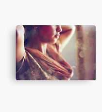 Loving you is easy Canvas Print