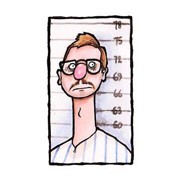 Jeffrey Dahmer by dotmund