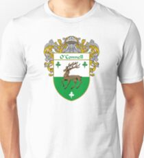 O'Connell Coat of Arms/Family Crest T-Shirt