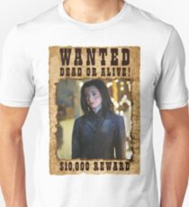 Buffy Dark Willow Wanted 1 Unisex T-Shirt