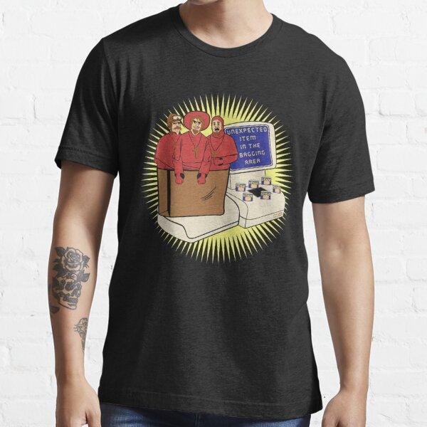 Unexpected Item - Dark shirts Essential T-Shirt