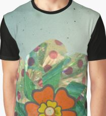 The Silver Flower Graphic T-Shirt