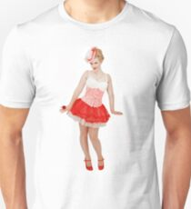 Pixie in Red T-shirt Unisex T-Shirt