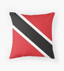The Trinidad and Tobago Flag If you like, please purchase, try a cell phone cover thanks Throw Pillow