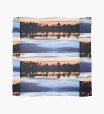 Sunrise on Webb Lake Scarf